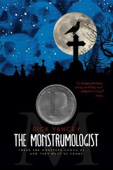 The-Monstrumologist