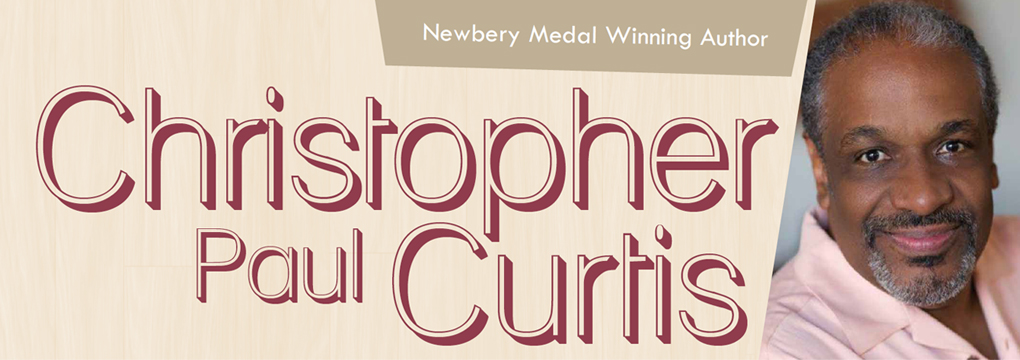 Christopher Paul Curtis Newbery Medal Winning Author