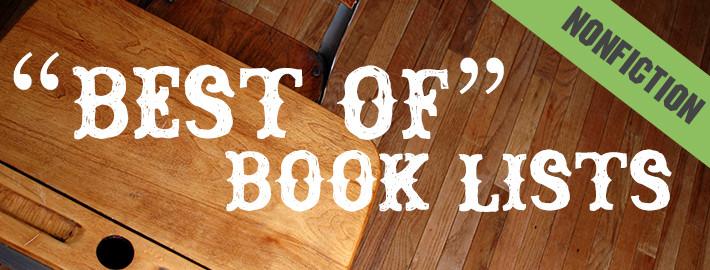 Best of Book Lists - Nonfiction