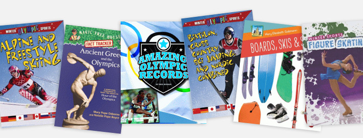 Books available for XXII Olympic Winter Games