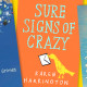 Words with Wings by Nikki Grimes, Sure Signs of Crazy by Karen Harrington, The Lightning Dreamer: Cuba's Greatest Abolitionist by Margarita Engle