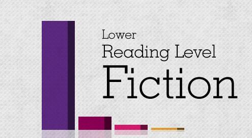 Lower Reading Level Fiction