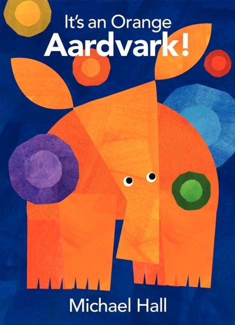 It's an Orange Aardvark