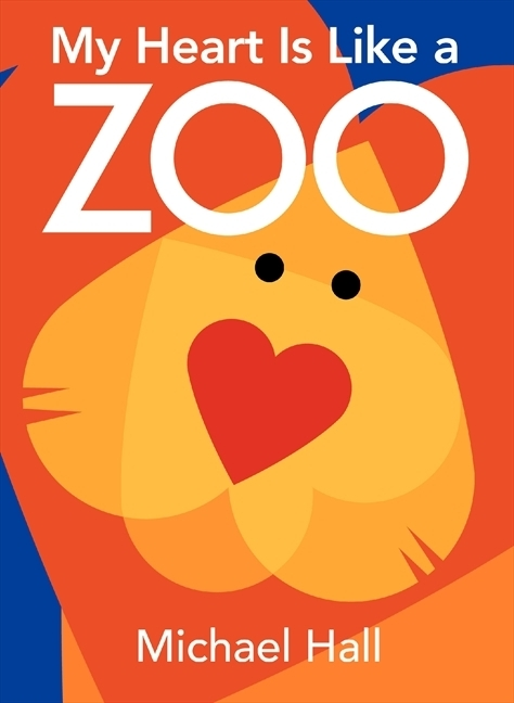 My Heart is Like a Zoo book cover