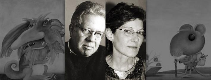Rita Marshall & Etienne Delessert