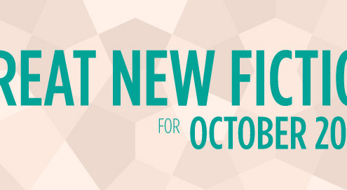 Great New Fiction for October