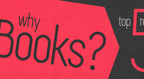 Why eBooks? My top 5 reasons.