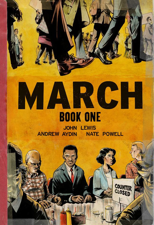 March-Book-One-cover