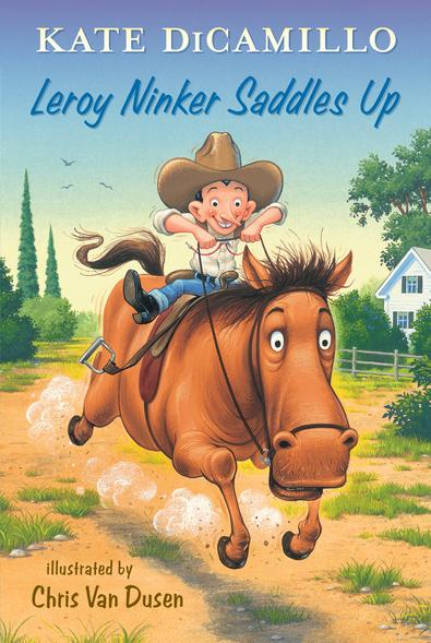 Leroy Ninker Cover