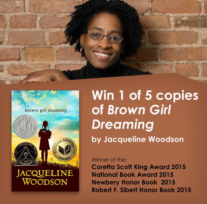Jacqueline Woodson Contest