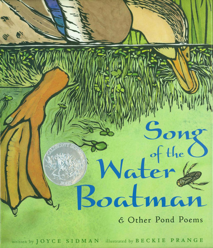 Song of the Water Boatman & Other Pond Poems