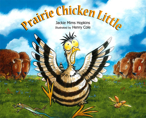 Prairie-Chicken-Little