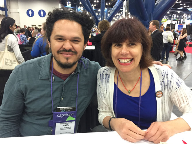 Raúl III and Cathy Camper