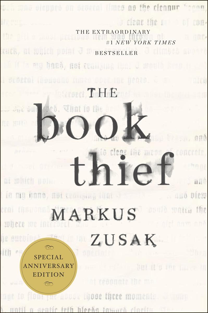 Book Thief 10th Anniversary Edition