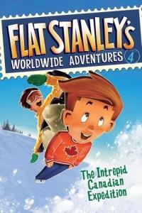 Flat stanley intrepid canadian'
