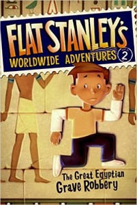 flat stanley great egyptian grave robbery
