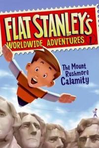 flat stanley mount rushmore calamity