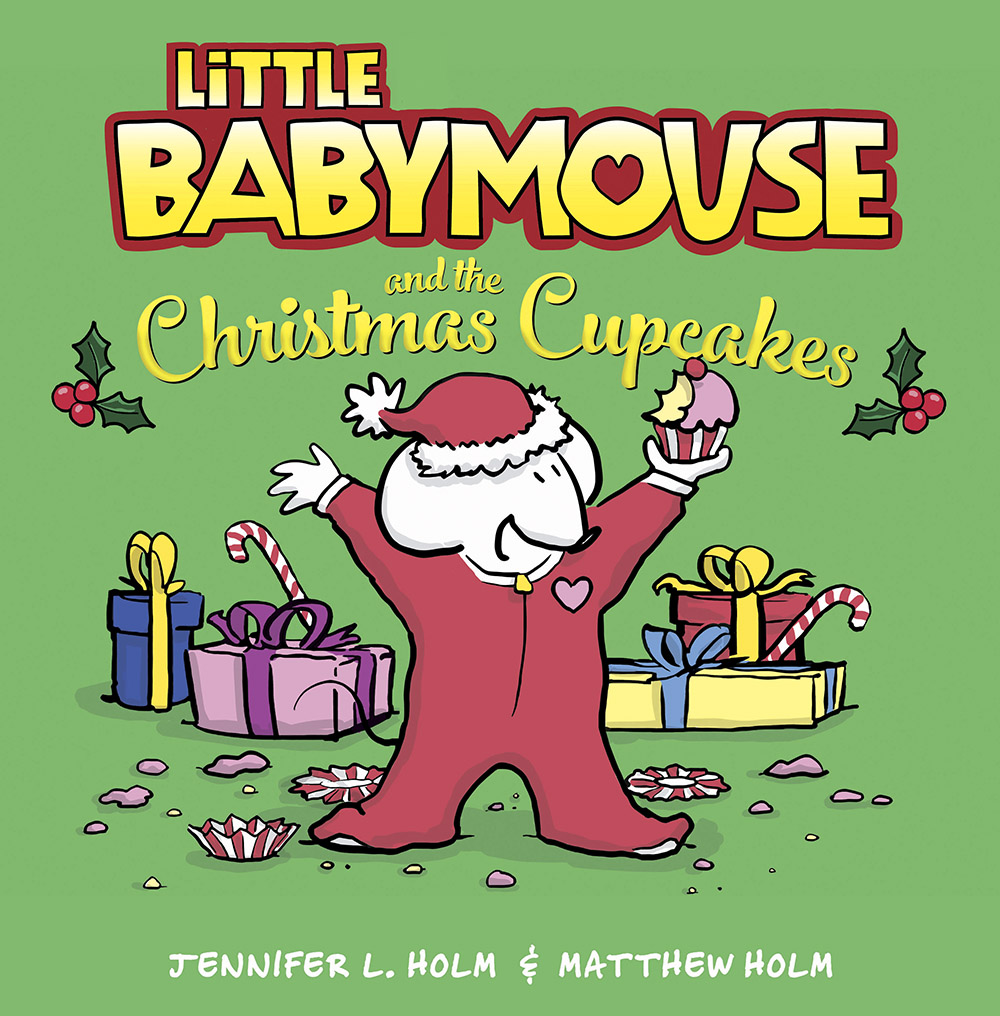 little babymouse and the christmas