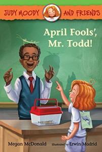 April Fools', Mr. Todd