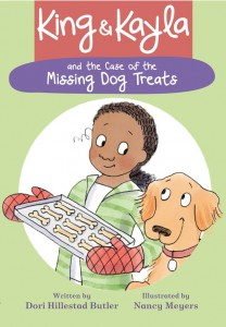 King & Kayle and the Case of the Missing Dog Treats