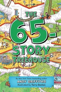 65-Story Treehouse