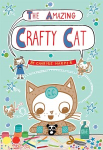 Amazing Crafty Cat