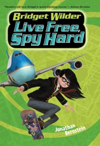Bridget Wilder Live Fre, Spy Hard