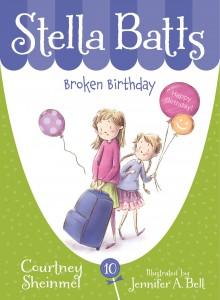 Stella Batts Broken Birthday