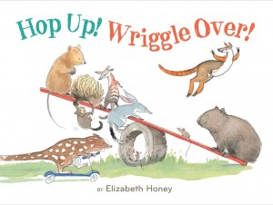 Hop Up Wriggle Over