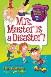 Mrs. Master Is a Disaster