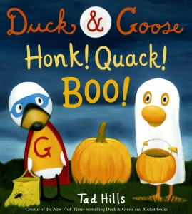 Duck & Goose, Honk Quack Boo