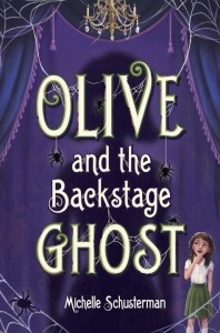 Olive and the Backstage Ghost