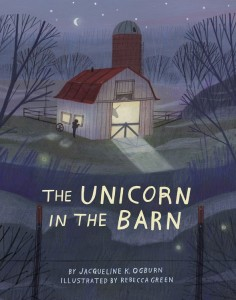 Unicorn in the Barn