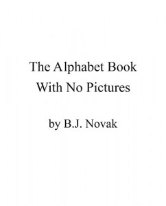 Alphabet Book with No Pictures