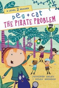 Peg + Cat The Pirate Problem