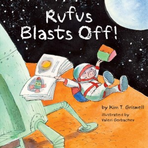 Rufus Blasts Off