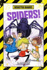 Disaster Diaries Spiders