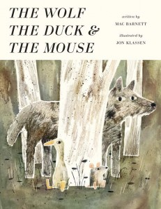 Wolf, the Duck, & the Mouse