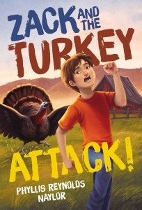 Zach and the Turkey Attack!