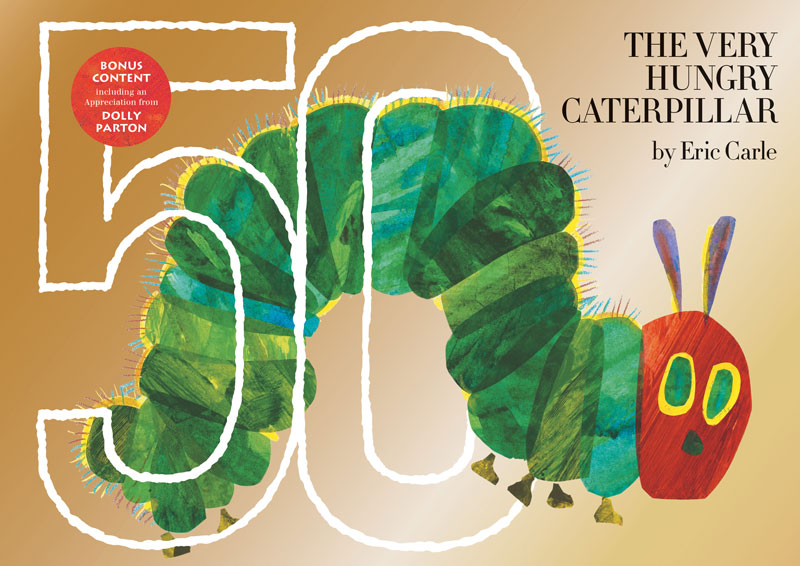 The Very Hungry Caterpillar Golden Edition