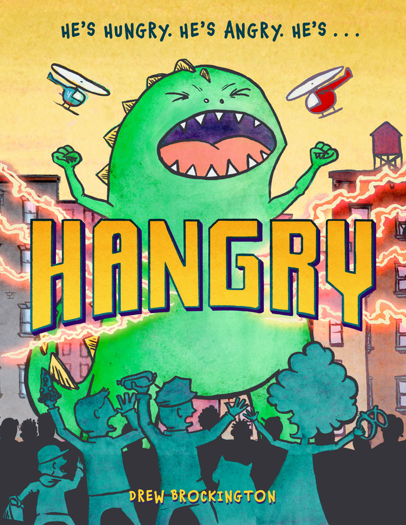 Hangry book cover