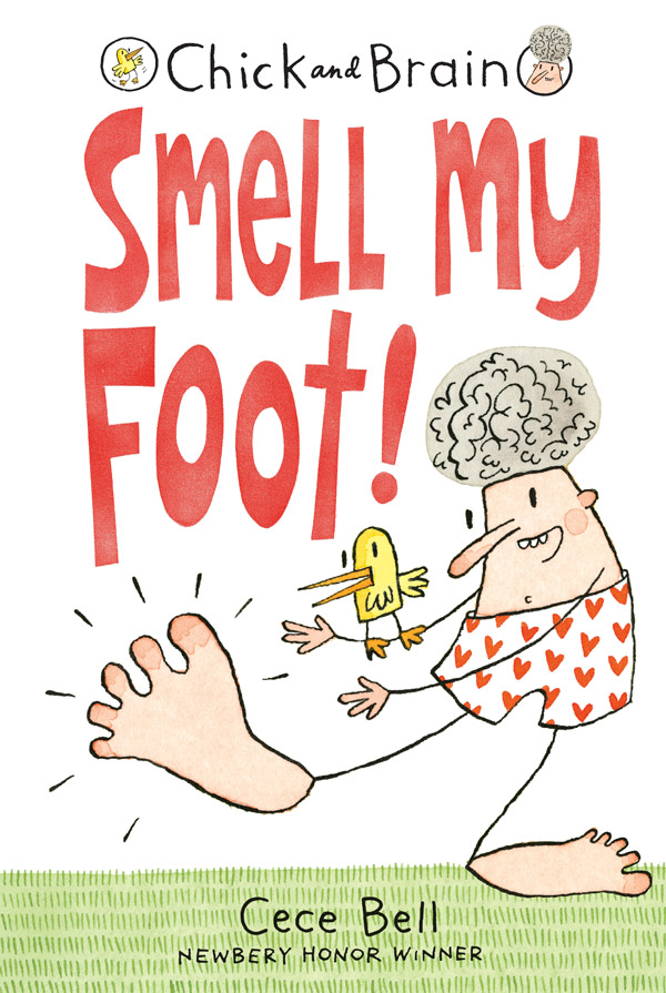 Chick and Brain: Smell My Foot