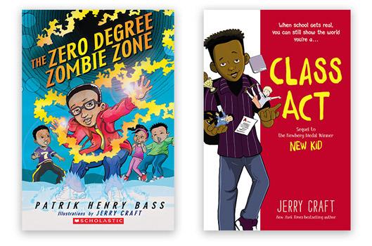 Jerry Craft books
