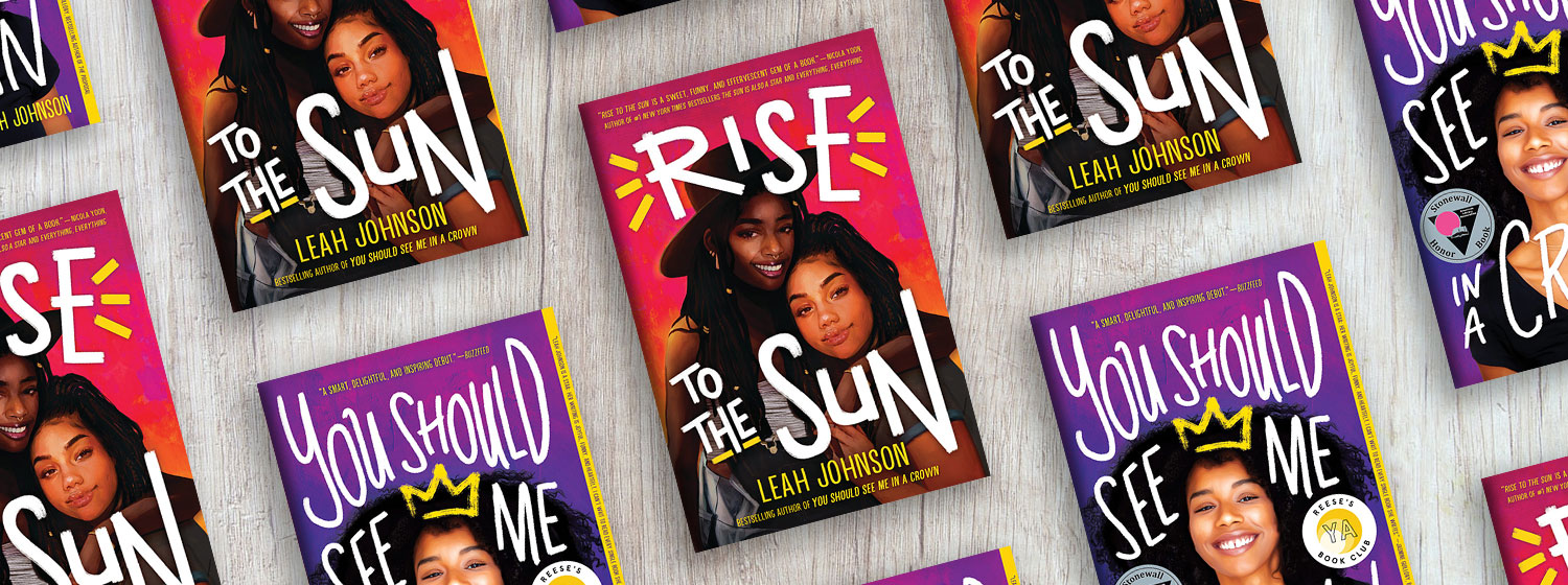 Sometimes the Not-Knowing is the Best Story We Can Tell : Guest Post by Leah Johnson